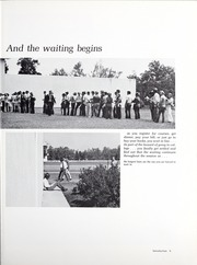 Page 13, 1973 Edition, Baptist College at Charleston - Cutlass Yearbook (Charleston, SC) online yearbook collection