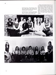 Page 60, 1974 Edition, Baptist College at Charleston - Cutlass Yearbook (Charleston, SC) online yearbook collection