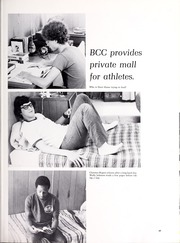 Page 69, 1974 Edition, Baptist College at Charleston - Cutlass Yearbook (Charleston, SC) online yearbook collection