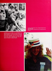 Page 7, 1976 Edition, Baptist College at Charleston - Cutlass Yearbook (Charleston, SC) online yearbook collection