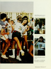 Page 17, 1985 Edition, Baptist College at Charleston - Cutlass Yearbook (Charleston, SC) online yearbook collection