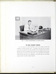 Page 12, 1953 Edition, Medical University of South Carolina - Tres Anni Yearbook (Charleston, SC) online yearbook collection