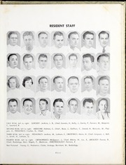 Page 15, 1953 Edition, Medical University of South Carolina - Tres Anni Yearbook (Charleston, SC) online yearbook collection