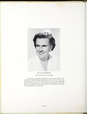 Page 10, 1954 Edition, Medical University of South Carolina - Tres Anni Yearbook (Charleston, SC) online yearbook collection