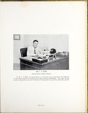 Page 11, 1954 Edition, Medical University of South Carolina - Tres Anni Yearbook (Charleston, SC) online yearbook collection