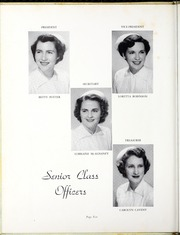 Page 14, 1954 Edition, Medical University of South Carolina - Tres Anni Yearbook (Charleston, SC) online yearbook collection