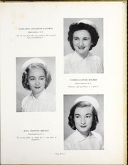 Page 15, 1954 Edition, Medical University of South Carolina - Tres Anni Yearbook (Charleston, SC) online yearbook collection