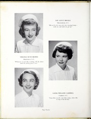 Page 16, 1954 Edition, Medical University of South Carolina - Tres Anni Yearbook (Charleston, SC) online yearbook collection