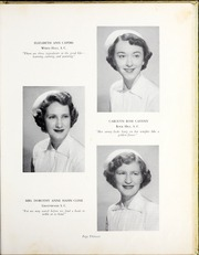 Page 17, 1954 Edition, Medical University of South Carolina - Tres Anni Yearbook (Charleston, SC) online yearbook collection