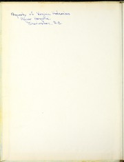 Page 2, 1954 Edition, Medical University of South Carolina - Tres Anni Yearbook (Charleston, SC) online yearbook collection