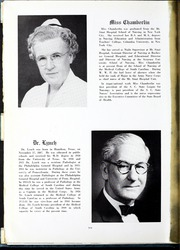 Page 12, 1958 Edition, Medical University of South Carolina - Tres Anni Yearbook (Charleston, SC) online yearbook collection