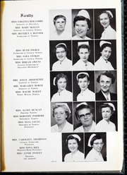 Page 13, 1958 Edition, Medical University of South Carolina - Tres Anni Yearbook (Charleston, SC) online yearbook collection