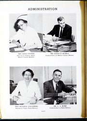 Page 14, 1958 Edition, Medical University of South Carolina - Tres Anni Yearbook (Charleston, SC) online yearbook collection