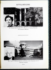 Page 15, 1958 Edition, Medical University of South Carolina - Tres Anni Yearbook (Charleston, SC) online yearbook collection