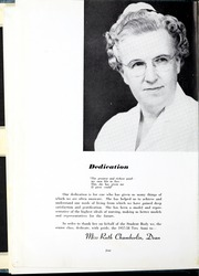 Page 8, 1958 Edition, Medical University of South Carolina - Tres Anni Yearbook (Charleston, SC) online yearbook collection