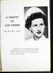 Page 9, 1958 Edition, Medical University of South Carolina - Tres Anni Yearbook (Charleston, SC) online yearbook collection