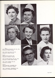 Page 15, 1959 Edition, Medical University of South Carolina - Tres Anni Yearbook (Charleston, SC) online yearbook collection