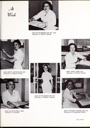 Page 17, 1959 Edition, Medical University of South Carolina - Tres Anni Yearbook (Charleston, SC) online yearbook collection