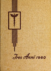 Page 1, 1960 Edition, Medical University of South Carolina - Tres Anni Yearbook (Charleston, SC) online yearbook collection
