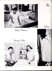 Page 10, 1960 Edition, Medical University of South Carolina - Tres Anni Yearbook (Charleston, SC) online yearbook collection