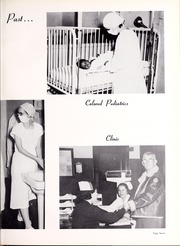 Page 11, 1960 Edition, Medical University of South Carolina - Tres Anni Yearbook (Charleston, SC) online yearbook collection