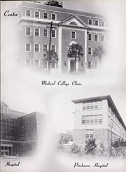 Page 15, 1960 Edition, Medical University of South Carolina - Tres Anni Yearbook (Charleston, SC) online yearbook collection