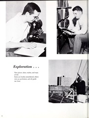 Page 10, 1967 Edition, Medical University of South Carolina - Tres Anni Yearbook (Charleston, SC) online yearbook collection