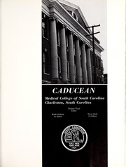 Page 5, 1967 Edition, Medical University of South Carolina - Tres Anni Yearbook (Charleston, SC) online yearbook collection