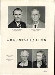 Page 15, 1955 Edition, Spartanburg Methodist College - Olympian Yearbook (Spartanburg, SC) online yearbook collection