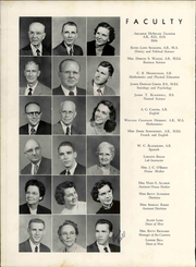 Page 16, 1955 Edition, Spartanburg Methodist College - Olympian Yearbook (Spartanburg, SC) online yearbook collection