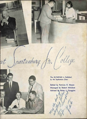 Page 9, 1955 Edition, Spartanburg Methodist College - Olympian Yearbook (Spartanburg, SC) online yearbook collection