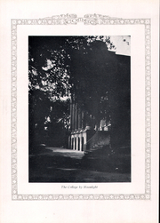 Page 14, 1927 Edition, College of Charleston - Comet Yearbook (Charleston, SC) online yearbook collection