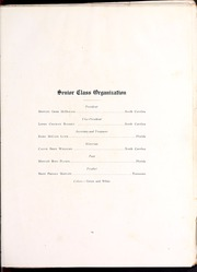 Page 17, 1910 Edition, Erskine College - Arrow Yearbook (Due West, SC) online yearbook collection