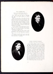 Page 18, 1910 Edition, Erskine College - Arrow Yearbook (Due West, SC) online yearbook collection