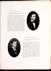 Page 25, 1910 Edition, Erskine College - Arrow Yearbook (Due West, SC) online yearbook collection