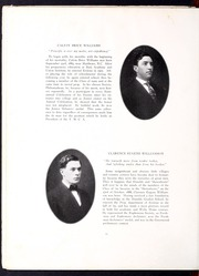 Page 26, 1910 Edition, Erskine College - Arrow Yearbook (Due West, SC) online yearbook collection