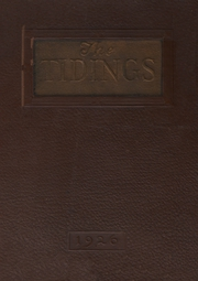 1926 Edition, Anderson High School - Tidings Yearbook (Anderson, SC)
