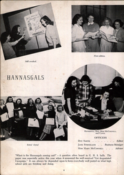Page 12, 1946 Edition, Anderson High School - Tidings Yearbook (Anderson, SC) online yearbook collection