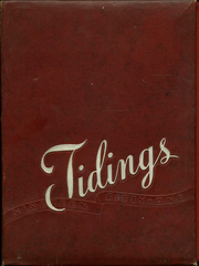 1951 Edition, Anderson High School - Tidings Yearbook (Anderson, SC)