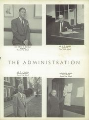 Page 17, 1955 Edition, Anderson High School - Tidings Yearbook (Anderson, SC) online yearbook collection