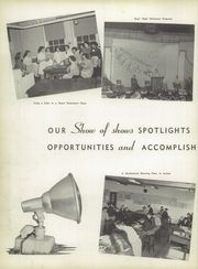 Page 6, 1955 Edition, Anderson High School - Tidings Yearbook (Anderson, SC) online yearbook collection