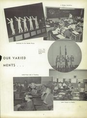 Page 7, 1955 Edition, Anderson High School - Tidings Yearbook (Anderson, SC) online yearbook collection