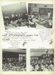 Page 9, 1955 Edition, Anderson High School - Tidings Yearbook (Anderson, SC) online yearbook collection