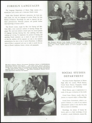 Page 15, 1960 Edition, Anderson High School - Tidings Yearbook (Anderson, SC) online yearbook collection