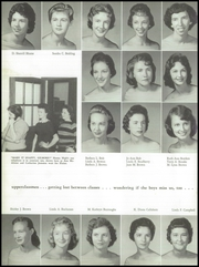 Page 20, 1960 Edition, Anderson High School - Tidings Yearbook (Anderson, SC) online yearbook collection