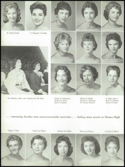 Page 22, 1960 Edition, Anderson High School - Tidings Yearbook (Anderson, SC) online yearbook collection