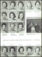 Page 23, 1960 Edition, Anderson High School - Tidings Yearbook (Anderson, SC) online yearbook collection