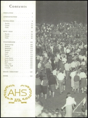 Page 6, 1960 Edition, Anderson High School - Tidings Yearbook (Anderson, SC) online yearbook collection