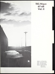 Page 5, 1968 Edition, Greenville Technical College - Tecnique Yearbook (Greenville, SC) online yearbook collection