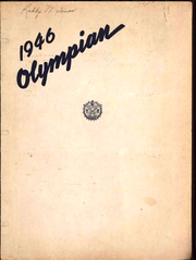 Page 1, 1946 Edition, Sons of Pericles - Olympian Yearbook (Greenville, SC) online yearbook collection